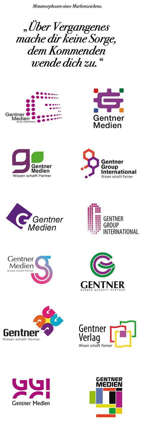 Gentner-Logos