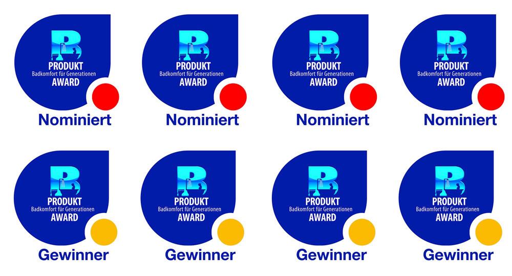 Produkt-Award-Badkomfort-fuer-Generationen
